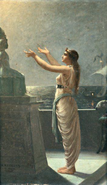 RAYNAUD Auguste (1855-XIXe)