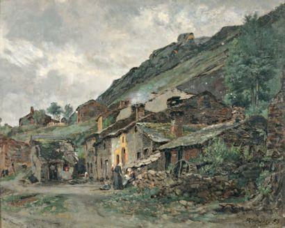 VERON Alexandre René (1826-1897)