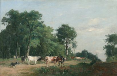 CORTES André (1815-1880)