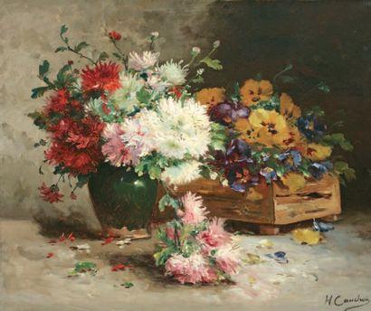 CAUCHOIS Eugène-Henri (1850-1911)