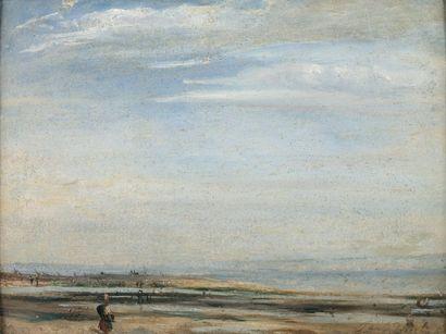 HUET Paul (1803-1869)