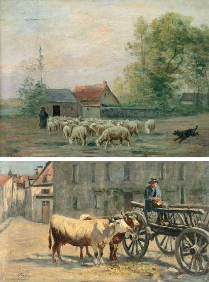 CHARPIN Albert (1842-1924)