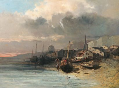 DESHAYES Eugène François A. (1868-1939)