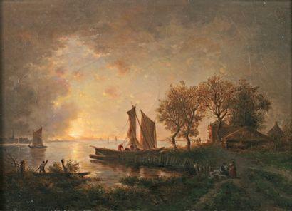 ANASTASI Auguste Paul Charles (1820-1889)