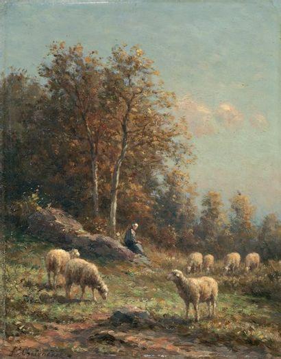 CHAIGNEAU Ferdinand (1830-1906)