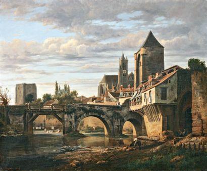 GRANDJEAN Jean Charles Denis (XIXe)