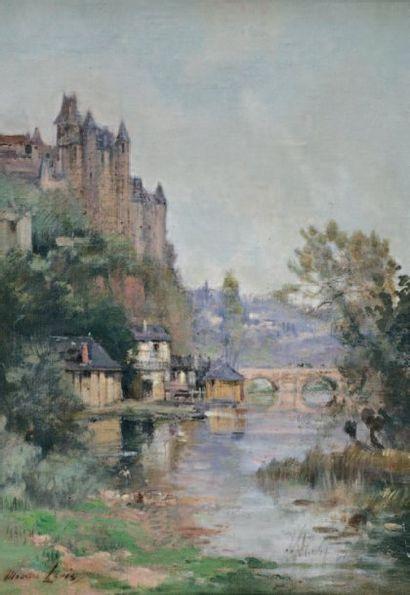 LEVIS Maurice (1860-1940)
