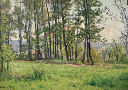 BIVA Henri (1848-1928)