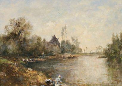 YON Edmond-Charles-Joseph (1836-1907)