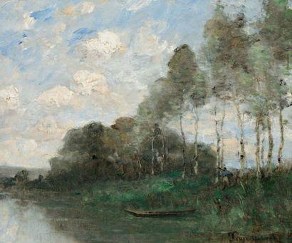 TROUILLEBERT Paul Désiré (1829-1900)