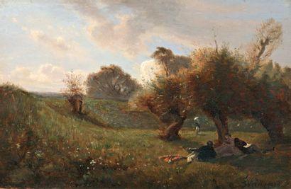 FRANÇAIS François-Louis (1814-1897)