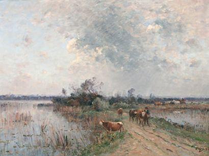 JAPY Louis Aimé (1840-1916)