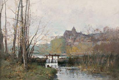 GALIEN LALOUE, LENOIR Maurice dit (1854-1941)