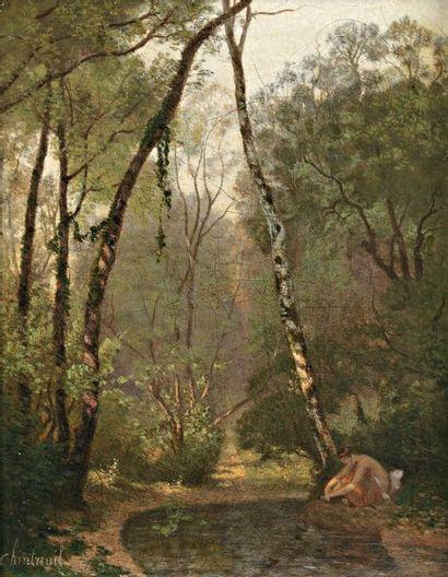 CHINTREUIL Antoine (1816-1873) « Le Cap Gris Nez » Huile sur toile, réentoilée par...