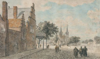 MICHEL Georges (1763-1843)