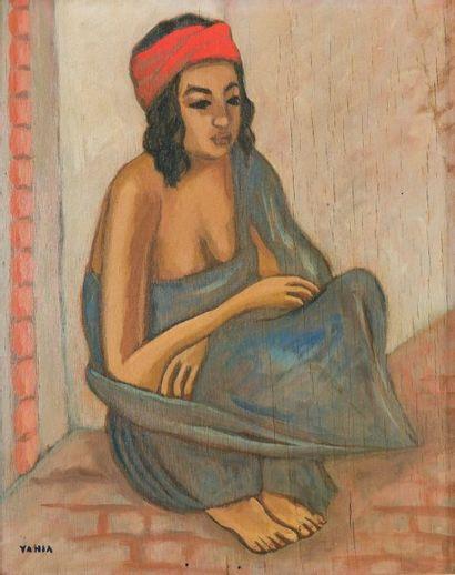 Yahia TURKI (1902-1969)