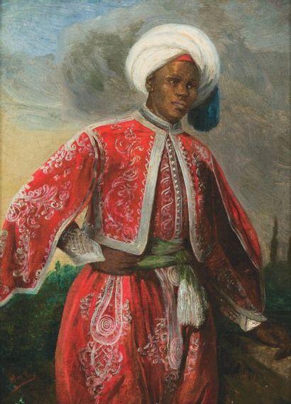 Hans BERG (1813-1874)