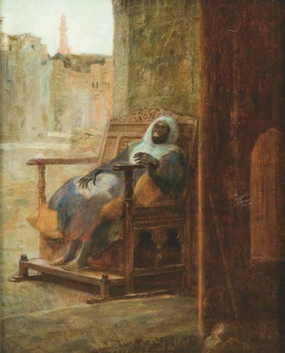 Attribué à Rudolphe ERNST (1854-1932)
