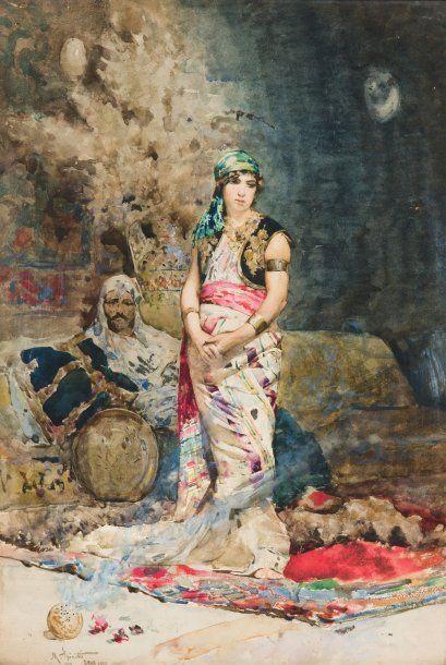 Mario SPINETTI (1842-1909)