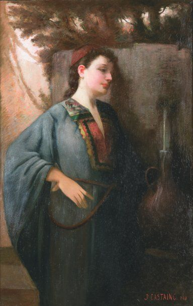 Henri-Joseph CASTAING (XIXème siècle)