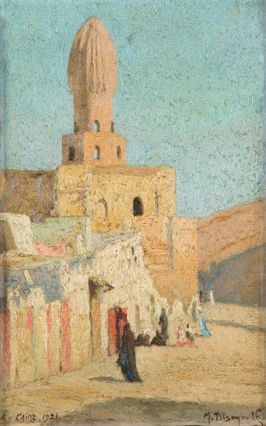 Maurice BISMOUTH (1891-1965)