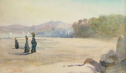 Walter TYNDALE (1855/59-1943)