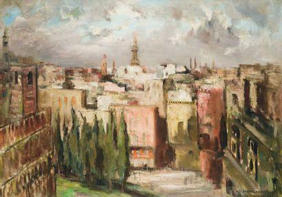 Georges SABBAGH (1887-1951)