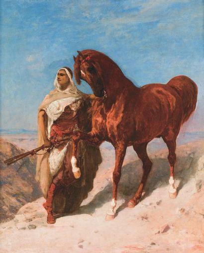 Paul DELAMAIN (1821-1882)