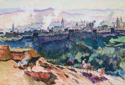 Henri PONTOY (1888-1968)
