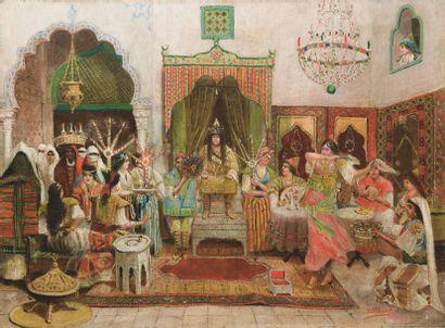 Hedi LARNAOUT (XIX-XXème siècle)