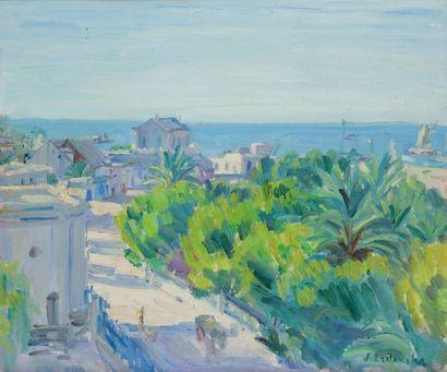 Jules LELLOUCHE (1903-1963)