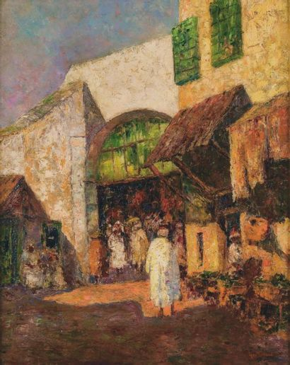 Georges TURLAND (1877-1947)