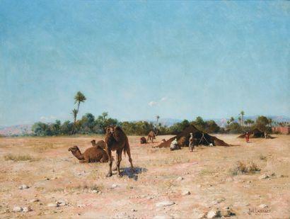 Paul LAZERGES (1845-1902)
