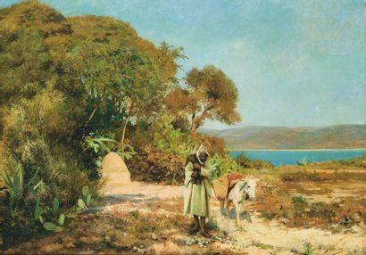 Eugène GIRARDET (1853-1907)