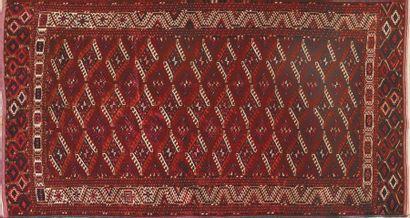 Important YOMOUD Turkmen, fin XIXe siècle...