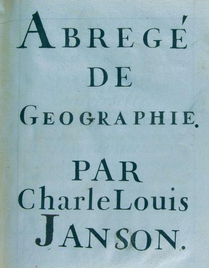 JANSON (Charles Louis)