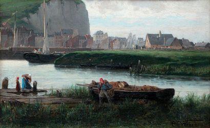 Théodore WEBER (1838-1907)