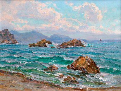 Adolphe-Louis GAUSSEN (1871-1954)