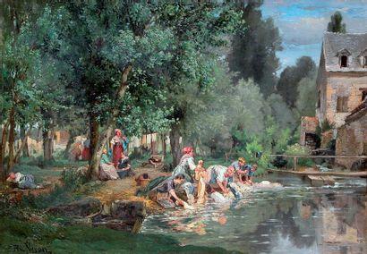 Alexandre-René VÉRON (1826-1897)