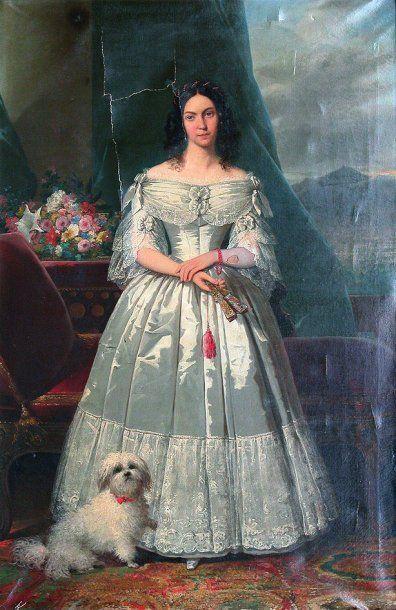 Raymond Auguste Quinsac MONVOISIN (1794-1870)