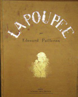 »La Poupée» par Edoaurd PAILLERON de l'Académie...