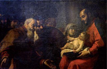 Mattia PRETI (Calabre 1613 Malte 1699)