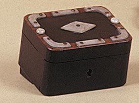Boîte à la montre Grâce à un mécanisme subtil,...