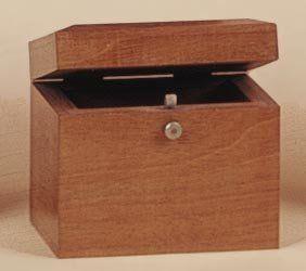 Boîte à échange. Cette boîte permet de changer...