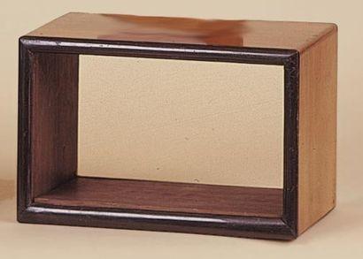 Boîte d'Alvini. Cette boîte, sans fond ni...