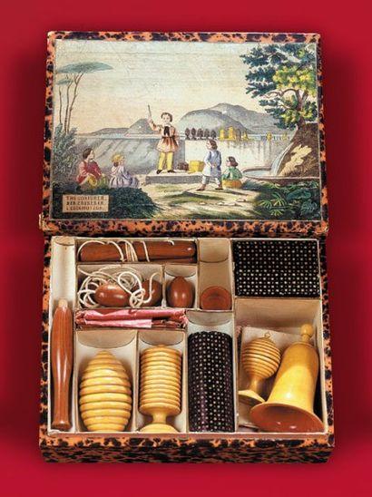 Boîte de magie d'origine allemande (vers...