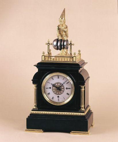 Pendule-automate :