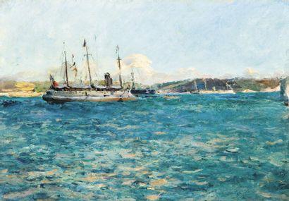 Attribué à François NARDI (1861 - 1890)