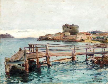 Jean Baptiste OLIVE (1848 - 1936)