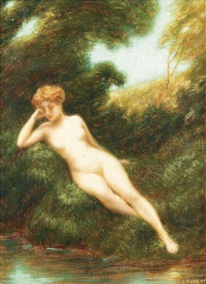 Jules Armand HANRIOT (1853 - 1877)
